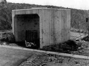 7 shelters constructed (August 1973)